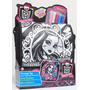 Cartera / Bandolera Monster High Para Pintar