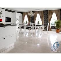 Porcelanato 60x60 Premium Blanco Marmol Carrara