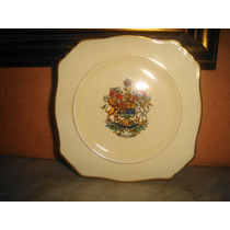 De Coleccion Plato Royal Winton Grimwades - Sellado