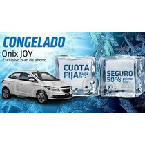 Nuevo Chevrolet Onix Joy Ls!! Preventa Exclusiva Car One!!!
