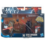 Star Wars Sith Speeder + Darth Maul - Original Hasbro
