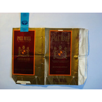 Marquilla Cigarrillos Pall Mall