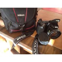 Nikon Coolpix L810 16.1mpx, Nueva!