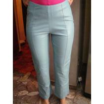 Pantalon En Cuero Importado