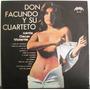 Oscar Violante - Don Facundo Y Su Cuarteto - Vinilo Nacional