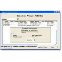 Software Gestión Integral Con Licencias Para 3 Pc!