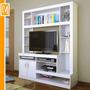 Modular-centro De Entretenimiento - Mesa Para Tv Imperdible!