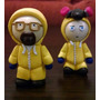 Breaking Bad Muñecos Porcelana Fria - Adornos Para Tortas