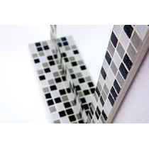 Espejo Con Venecitas 70x50cm+estante Vertical
