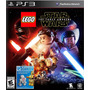 Lego Star Wars The Force Awakens Ps3 Formato Físico Con Dlc