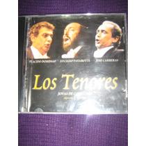 Cd Los Tenores Vol. 3 (domingo-pavarotti-carreras).opera.