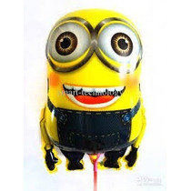 Mi Villano Favorito Minion Globo Metalizado 24