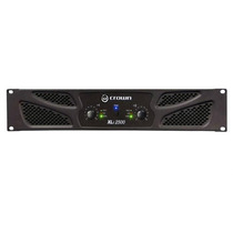 Crown Xli 2500 Amplificador 1500 Watt 8 Ohm En Modo Puente