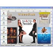 Soft Gestion Videoclub Con Licencias Para 3 Pc!