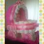 Torta De Pañales Baby Shower O Nacimiento