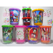 Vasos Personalizados, Souvenirs, Únicos Pack Por 10 Unidades