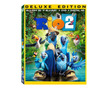 Blu Ray Rio 2 3d+2d+dvd+hd Dc Deluxe Edit Cover Local 23hs.