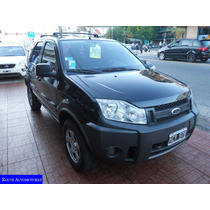 Ford Ecosport Xl Plus 2008 Negra