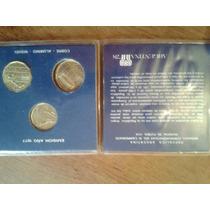 Monedas Recuerdo Mundial Argentina 78