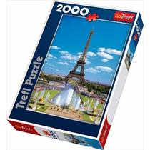 Rompecabezas Puzzle Trefl 2000 Pzas Varios Modelos