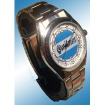 Relojes Personalizados Malla Metalica / Garantia