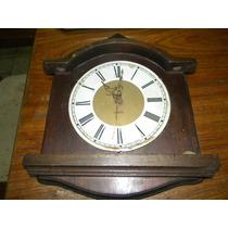 Reloj De Madera Direl Quartz A $299 ! Funcionando .