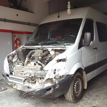 Sprinter 415 Cdi Chocado 2012 ( 313 No Volcado Fundido )
