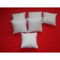 Almohadones Para Sublimar Tamaño 20x20 Packs De 10 Unidades