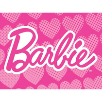 Kit Imprimible Barbie Candy Bar Etiquetas Invitaciones Logo