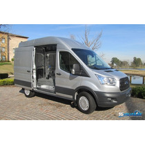 Transit Furgón Mediano - 100%en 60 Cuotasi. Diesel 2.2 Cc