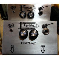 Amplificador De Bolsillo De 10 Watts Para Guitarra O Bajo