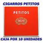 Cigarros Agio Petitos Caja X 10-origen Holanda-local Centro