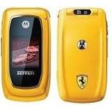 Celular Nextel Ferrari Amarillo Edicion Limited I890 Prepago