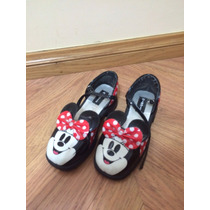 Zapatos Minnie Original Disney