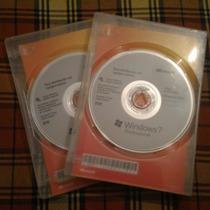 Microsoft Windows 7 Profesional Físico Dvd Original Con Sp1