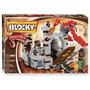 Blocky Castillo Dragones C/ 4 Persosajes 880 Piezas