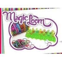Magic Loom Juego Pulseras Bandas + Telares