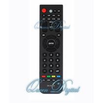 Control Remoto Para Lcd Led Tv Bgh Hisense Sanyo Philco
