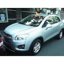 Chevrolet Tracker Ltz 4x2 0km Ultima En Stock Gd