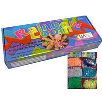 Fabrica Telar Rainbow Loom De Pulseras * Villa Dominico