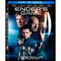 Enders Game Bluray + Dvd Nuevo Zona 1