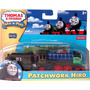 Tren Patchwork Hiro Metalico. Thomas&friends Fisher Price