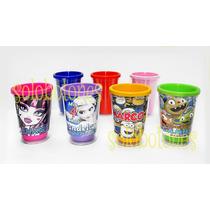 20 Tazas Y Vasos Plasticos Personalizados Souvenir Portafoto