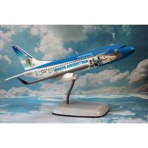 Maqueta Avión Boeing 737-700 Aerolineas Argentinas