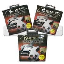 Encordado Magma Para Guitarra Electrica .009 .010 .011