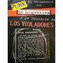 Libro Autografiado - Los Violadores - El Nacimiento Del Punk