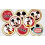 Stickers Para Moneditas De Chocolate Personalizados