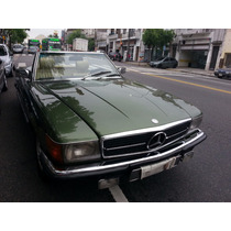 Mercedes Benz Sl Doble Techo Unica X Su Estado Original