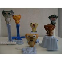 Colección Completa La Era Del Hielo 4 Mc Donalds 2012
