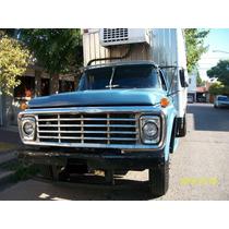 Vendo Ford 7000 Año 1979 Excelente, Con Dh,vigia Gomas Nueva